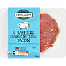 Edwards of Conwy 10 Rashers Unsmoked Dry Cured Bacon 300g
