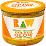 Raw Vibrant Living Organic Fresh Kraut Golden Glow Curry Ginger 410g