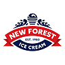 New Forest Strawberry Ripple Ice Cream 120ml