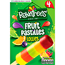 Rowntrees Fruit Pastilles Lollies 4 x 65ml