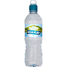 Aqua Pura Still Natural Mineral Water Sportscap 24 x 500ml
