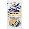 Dina Pitta Bread 6 White Pitta