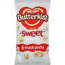 Butterkist Cinema Sweet Popcorn 6 x 15g