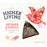 Higher Living Rhubarb and Vanilla Infusion 50g