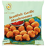 Golden Crumb Scottish Garlic Mushrooms 900g