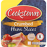 Cookstown Crumbed Ham Slices 100g