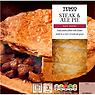 Calories in steak pie, Nutrition Information | Nutracheck