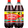 Country Spring Cola 2 x 3 Litre