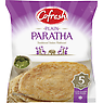 Cofresh 5 Plain Paratha Traditional Indian Flatbread 400g