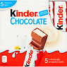 Kinder Medium Chocolate Multipack Bars 5 x 21g (105g)