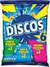 Discos Variety Pack 6 x 25.5g Cheese & Onion Flavour