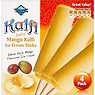 Everest Kulfi Dairy Mango Kulfi Ice Cream Sticks 4x70g