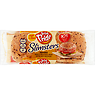 Irish Pride Slimsters Squares White & Wholemeal Bread Topped with Multiseeds 164g