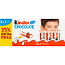 Kinder Chocolate Small Bars Multipack 10 x 12.5g (125g)