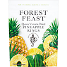 Forest Feast Queen Victoria Dried Pineapple Rings 100g