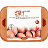 South Lakeland 6 Barn Large British Eggs