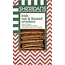 Sheridans Cheesemongers Irish Rye & Linseed Crackers 140g