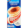 Maxwell House Cappuccino Original Coffee Mugsticks x10