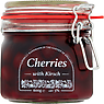 The Wooden Spoon Preserving Company Cherries with Kirsch 690g