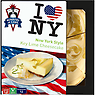 Ministry of Cake New York Style Key Lime Cheesecake