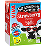 VIVA Strawberry Milk Drink - No Added Sugar 200ml