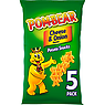 Pom-Bear Cheese & Onion Multipack Crisps 5 Pack