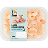 Lyons Seafood Co Large King Prawns 168g