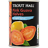 Trout Hall Pink Guava Halves in Light Syrup 410g
