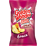 Golden Wonder Fully Flavoured Smoky Bacon 6 x 25g