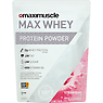 MaxiMuscle Max Whey Protein Powder Strawberry Flavour 480g