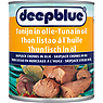 Deepblue Tuna in Oil Skipjack Chunks in Oil 800g