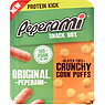 Peperami Original Salami and Corn Puffs Snack Box 33g Corn Ball