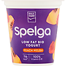 Dale Farm Spelga Low Fat Bio Yogurt Peach Melba 125g