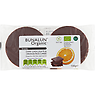 Bunalun Organic Snacks Dark Chocolate & Orange Rice Cakes 100g