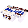 Nom Creamy Belgian Milk Chocolate Raisins & Bourbon Vanilla Yogurt 155g