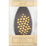 Luxury Rich Dark Chocolate Egg with Sparkling Chocolate Malted Decorations 240g