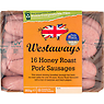 Westaways 16 Honey Roast Pork Sausages 900g