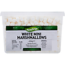 Newforge White Mini Marshmallows 454g
