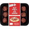 Red Lion Eat Well and Do Good 12 Beef Meatballs 300g