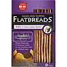 No-No Flatbreads Mixed Seed Topped Wheat & Corn Cracker Snacks 125g
