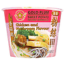 Gold Plum Sweet Potato Instant Vermicelli Chicken and Mushroom Flavour 95g