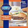 Denny Minced Steak & Onion Puff Pastry Pie 500g