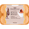 Clarence Court Mabel Pearmans's Burford Brown 6 Medium Free Range Eggs