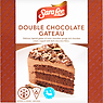 Sara Lee Double Chocolate Gateau 328g