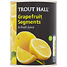 Trout Hall Grapefruit Segments in Fruit Juice 540g