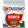 Tassimo Kenco Americano Decaf Coffee Pods x16
