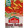 Laziza International Shami Kebab Masala Spice Mix with Garlic & Ginger 100g
