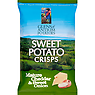 Glens of Antrim Potatoes Sweet Potato Crisps Mature Cheddar & Sweet Onion 100g