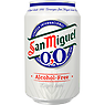 San Miguel Alcohol Free Lager Beer 330ml