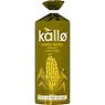 Kallo Lightly Salted Low Fat Corn Cakes 130g